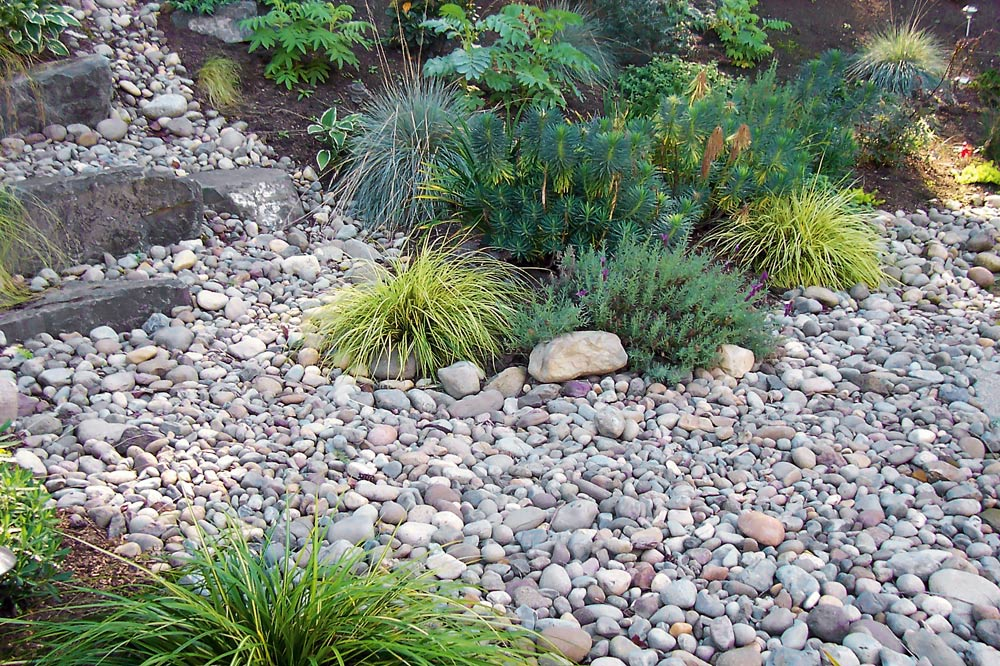 WSHGNET The Beauty And Effect Of Gravel In The Garden Featured Stunning Gravel Garden Design