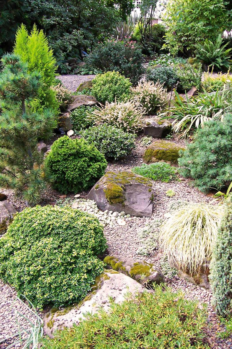 WSHG.NET | The Beauty and Effect of Gravel in the Garden | Featured ...