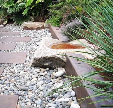 Gravel in the Garden