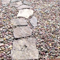 Gravel in the Garden