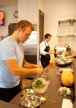 Intentional Table - Chef Josh Perlatti
