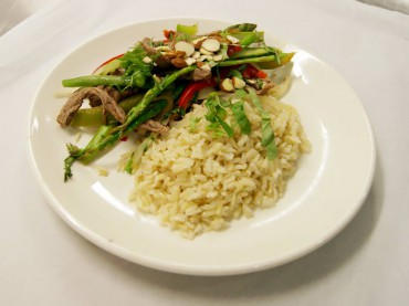 The Culinary Life Education of Mama Villella
