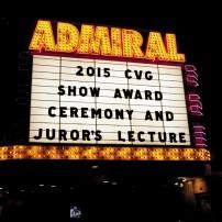 2015 CVG Show at the Admiral