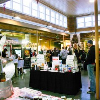 Kitsap consumers meet local producers at Taste the Peninsula Jan. 17 at Port Orchard Public Market on Bay St. downtown.