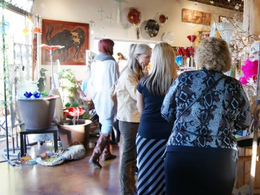 Stirrett Gallery Hosts Free Art Walk