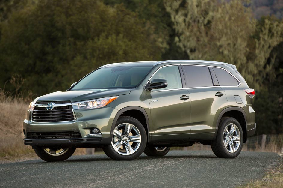 Wshg Net 2015 Toyota Highlander Hybrid Still Among The Best Automotive Reviews March 10
