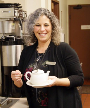 The Inn at Gig Harbor — Food and beverage manager Annette Hemstreet