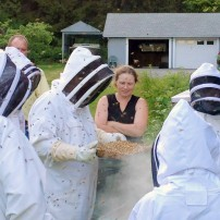 Jean Ball, Apiary manager