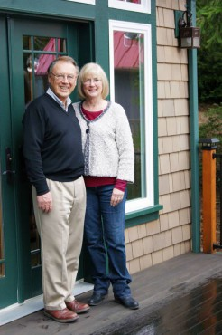 The Forever Home on Mason Lake - Jerry and Becky Deeter