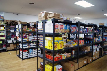 Fish Food Bank - FISH has doubled the size of its facility in 2014, thanks to community support.