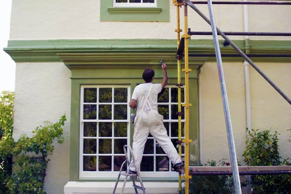 Painting The Exterior Of Your Home paint home exterior tips and tricks for painting a homes exterior diy best pictures Choosing Exterior Paint Colors