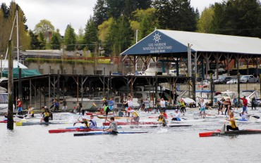 Gig Harbor Paddlers Cup