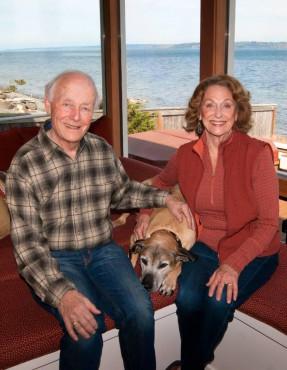 Tom and Gretchen Seifert