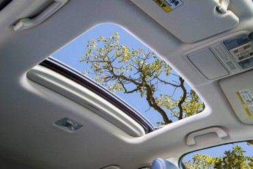 2015 Honda CR-V Sunroof