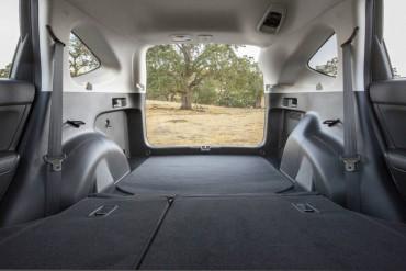 2015 Honda CR-V Interior Rear