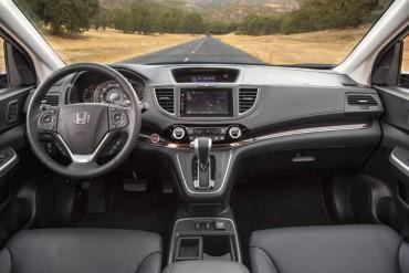 2015 Honda CR-V Dash