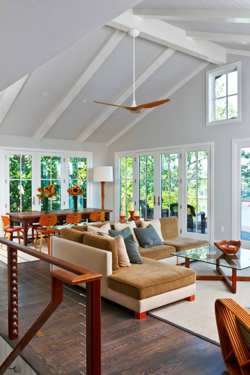 Wsmag Net Ceiling Fans Not Just For Summer Anymore Featured The Home June 18 2015 Westsound Magazine