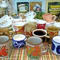 Seventies Coffee Cups