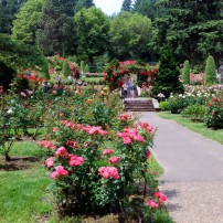 Washington Park in Portland