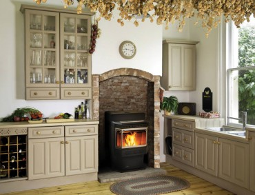 Pellet stove — NPS45 by Napoleon