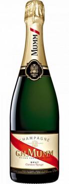 G. H. Mumm Winery NV Brut Cordon Rouge Champagne
