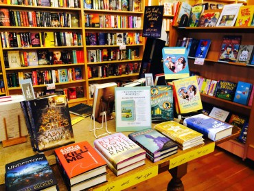 Eagle Harbor Books offers a variety to its customers.