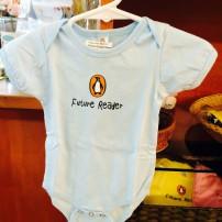 Future readers are encouraged at Eagle Harbor Books on Bainbridge Island.