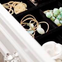 Closet jewelry drawer by California Closets