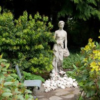 Private Spaces in the Garden