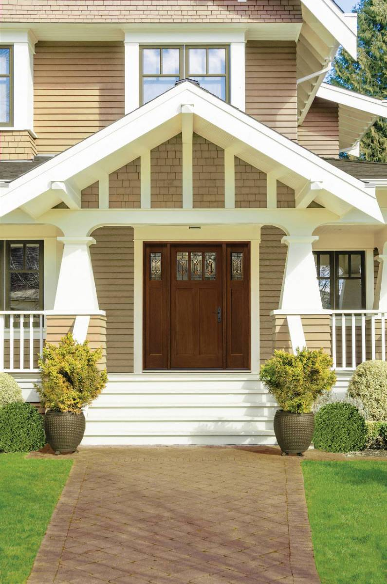 Wshg Blog Make Over Your Door Tips To Make A Grand Entrance