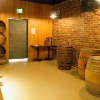 The tasting room at High Spirits