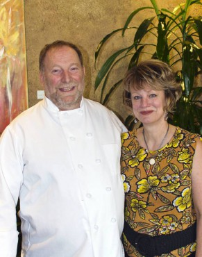 Green.House Restaurant - Chef Scott and Gail Fuller