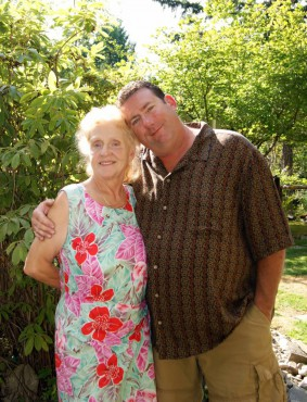 Trudy and Jeff Yeager