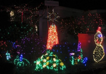 Kingston Holiday Lights