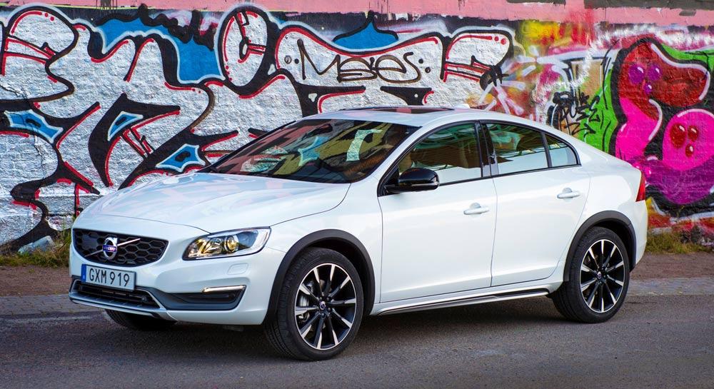 Wshg 2016 Volvo S60 Cross Country S Awd Luxury Sedan