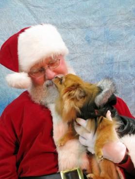 Santa's Day Off