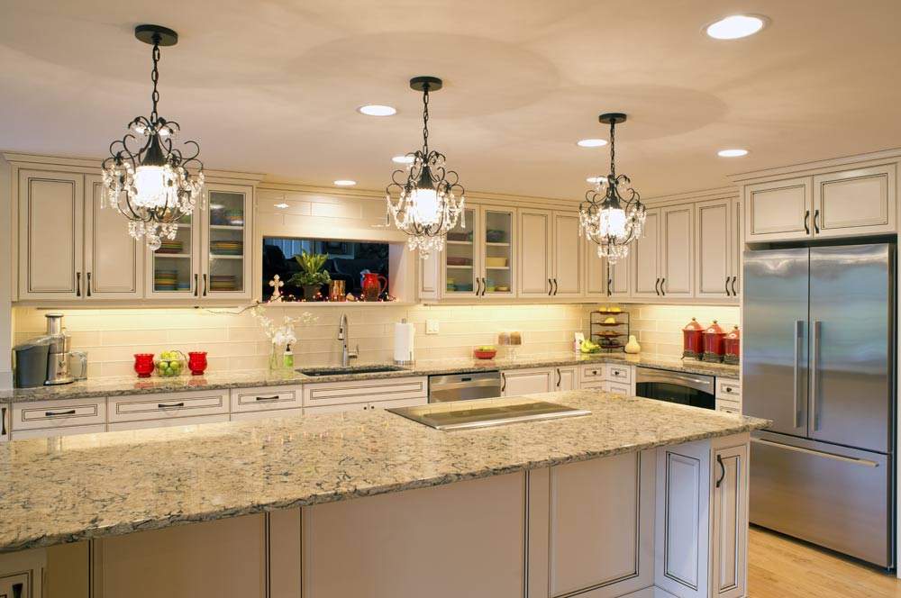 WSHG.NET | Dream Kitchen Remodel — A New Floor Plan and a Wealth of ...