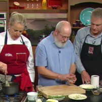 KCTS9 Cooking Show with Berger