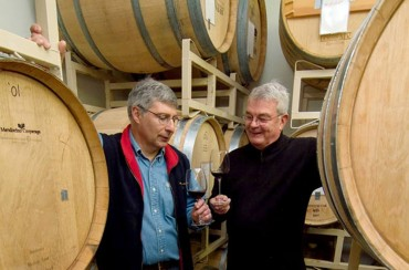 Gordy Venneri and Myles Anderson of Walla Walla Vintners