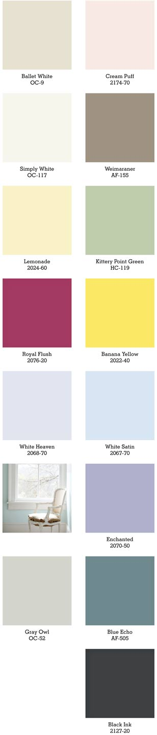 Color Trends 2016