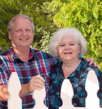 A Forever Home and Garden - Bob and Lana Decker