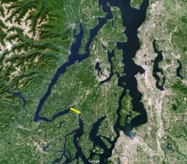 West Puget Sound Island
