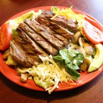 El Sombrero - Steak Salad