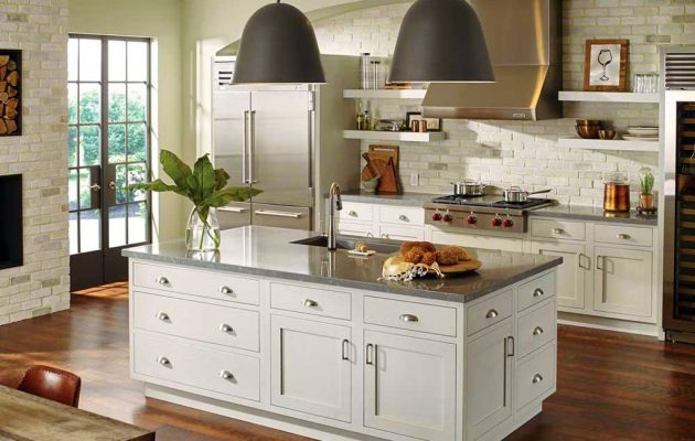 (Photo by StarMark Cabinetry)