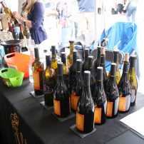 Palencia Winery ready for guests at the grand tasting