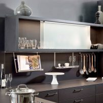 Hafele Backsplash Rail System