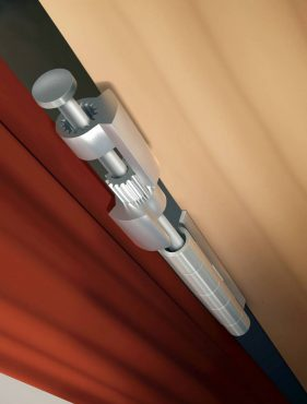 DoorSaver adjustable hinge stop by Perfect Products