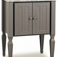 Jensen Vanity in gray by Elements