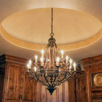 Dome ceiling by Archways & Ceilings