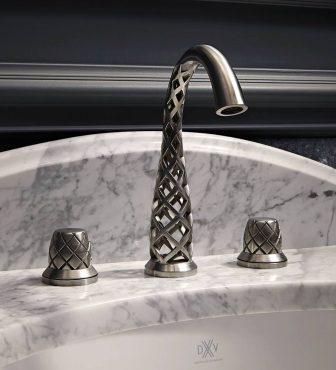Vibrato 3D faucet by DXV